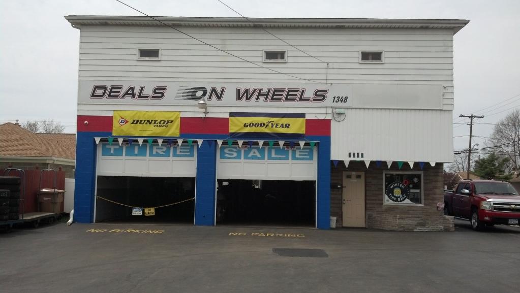 Deals on Wheels Shop